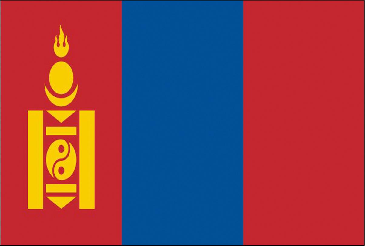 10 Mongolia