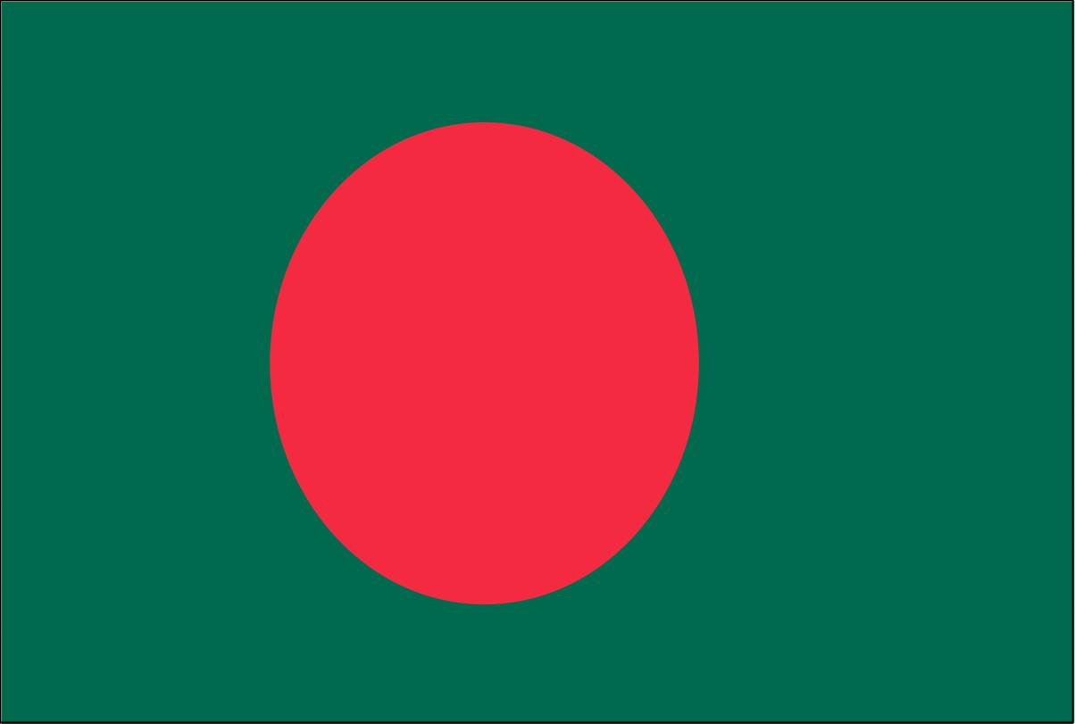 22 Bangladesh