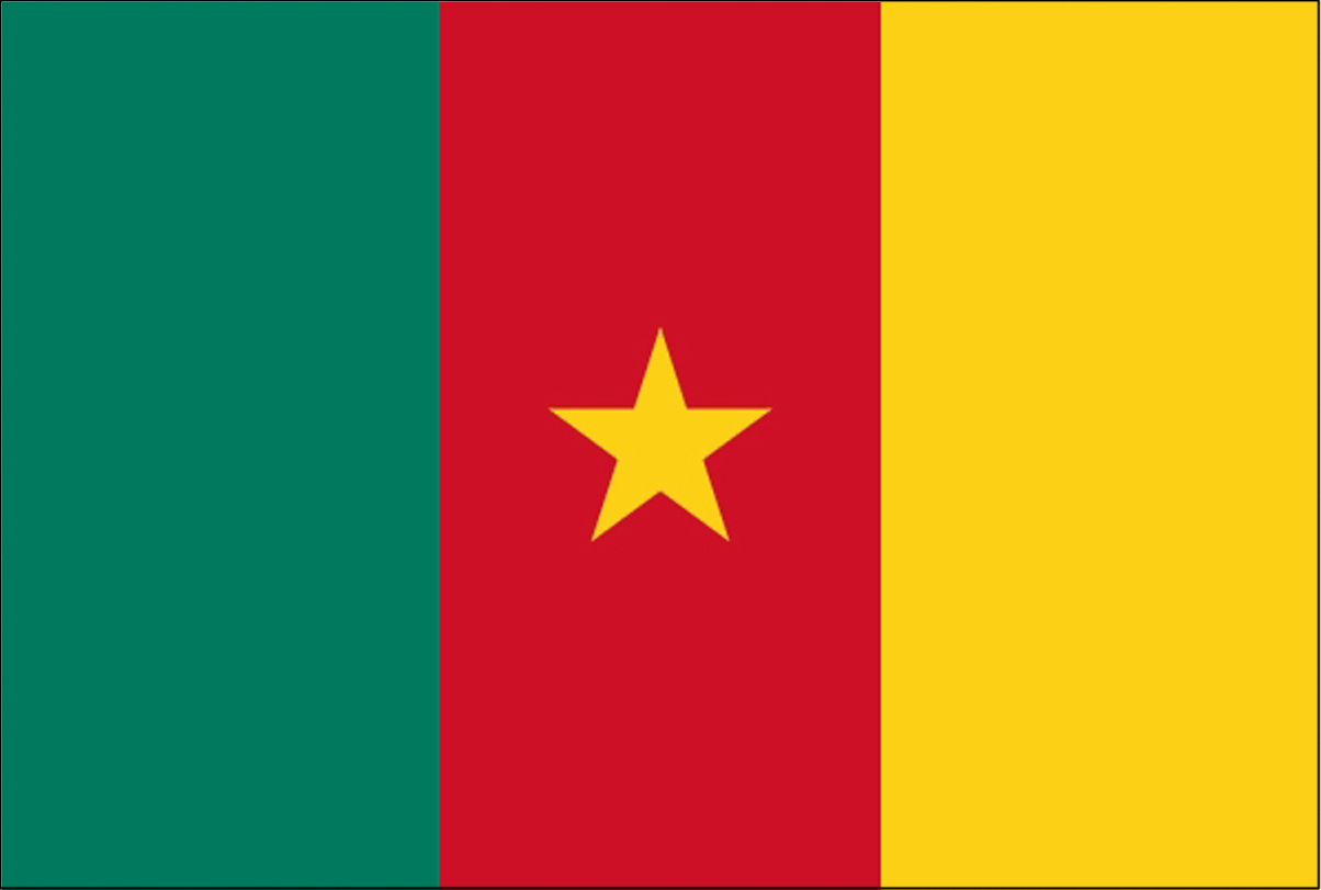 36 Cameroon