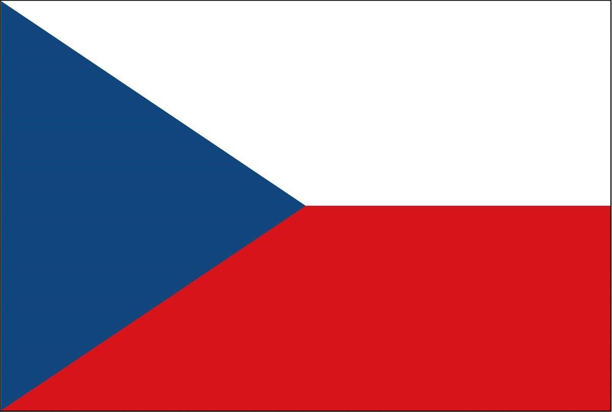 44 Czech Republic