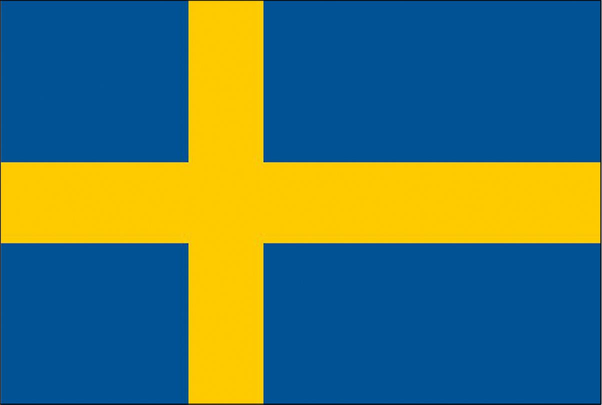 46 Sweden