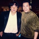 Carter Wong and Jackie Chan