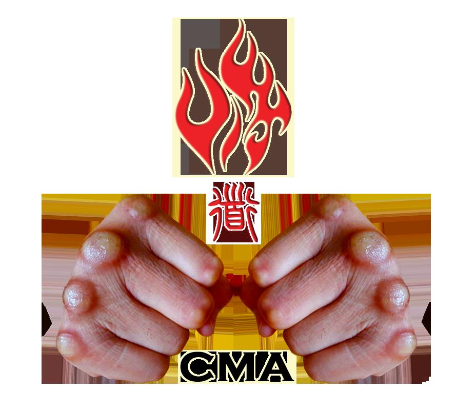 CMA Complete Martial Arts logo
