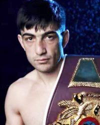 亚美尼亚拳道总会高级教练