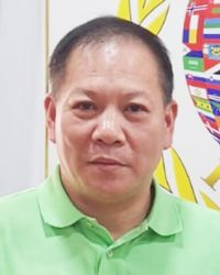 中国广州拳道理事长