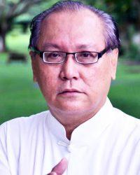 刘一龙 Dr Jet Lauw Tjek Leng副理事长(文职)Vice Secretary General (Culture)
