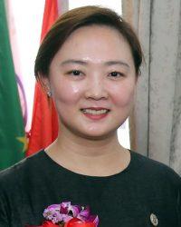 丁峻 Janice Ding Jun 副总会长 Vice President
