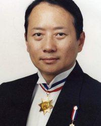 03. 李荣基 教授Prof. Li Wing Kay 总监督长(拳道) Chief Secretary General (WCMAF)